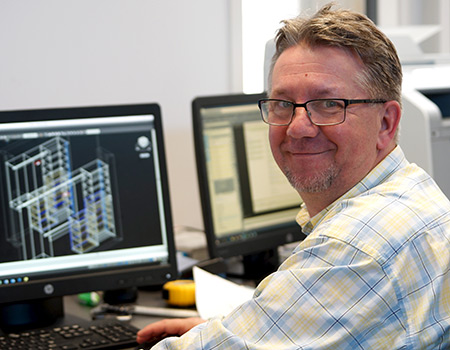 Gabor, CAD Technician
