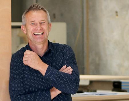 Steve Harvey, Managing Director